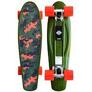 Kryptonics Torpedo Digi Camo - Plastový skateboard