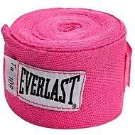 Everlast Bandáže bavlnené ružové - Bandáž