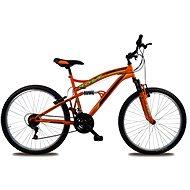 """Bolt 26"""" oranžová - Detský bicykel"""
