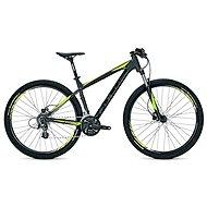 Focus Whistler Evo 29 Black/Green (2017) - Bicykel