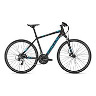 Focus Crater Lake Evo Magicblack matt (2017) - Crossový bicykel