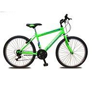 "Frejus 24"" Bright green (2017) - Detský bicykel 24"""