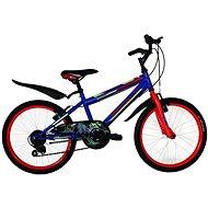 """Bolt Master 20"""" modrý - Detský bicykel 20"""""""