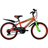 """Bolt Master 20"""" oranžový - Detský bicykel 20"""""""