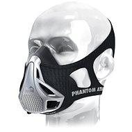 Phantom Training Mask Black/silver M - Tréningová maska
