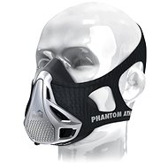 Phantom Training Mask Black / silver L - Tréningová maska