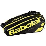 Babolat Pure-Racket Holder X6 bk/fluo yell. - Športová taška