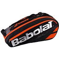 Babolat Pure-Racket Holder X6bk/fluo red - Športová taška