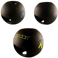 Jordan Medicinball s dvojitým úchopom - Medicinbal
