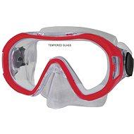 Calter Potápěčská maska Kids 168P, červená - potápačské okuliare