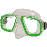 Calter Potápěčská maska Senior 229P, zelená - potápačské okuliare
