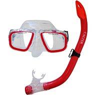 Calter Potápěčský set Junior S9301+M229 P+S, červený - Športová súprava