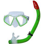 Calter Potápěčský set Senior S09+M283 P+S, zelený - Športová súprava