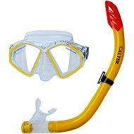 Calter Potápěčský set Senior S09+M283 P+S, žlutý - Športová súprava