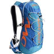 One Way Hydro Back Bag 15L Blue-Orange - Športový batoh