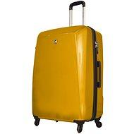 Mia Toro M1015/3-S - žlutá - Cestovný kufor s TSA zámkom