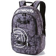 Meatfly Basejumper 3 Backpack, A - Mestský batoh
