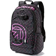 Meatfly Basejumper 3 Backpack, E - Mestský batoh