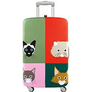 LOQI Stephen Cheetham - Cats - Obal na kufor
