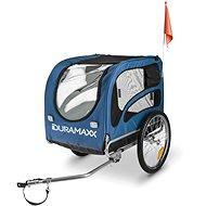 Duramaxx King Rex modrý - Vozík za bicykel