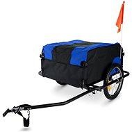 Duramaxx Mountee modrý - Vozík za bicykel