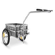 Duramaxx BigBig Box - Vozík za bicykel