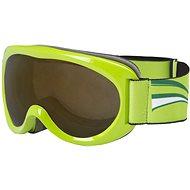 Husky Kids G9 zelená - Detské lyžiarske okuliare