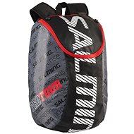 Salming Pro Tour Backpack Černý/Červený - Batoh