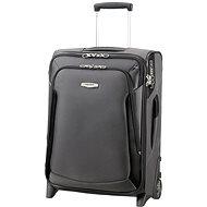 Samsonite X'Blade 3.0 UPRIGHT 55/20 STRICT Grey / Black - Cestovný kufor s TSA zámkom