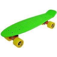 """Sulov Neon Speedway zeleno-žltý veľ. 22 """" - Plastový skateboard"""