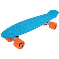 """Sulov Neon Speedway modro-oranžový veľ. 22 """" - Plastový skateboard"""