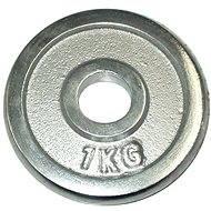 Acra Závažie chrómové 1 kg/tyč 25 mm - Kotúč