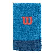 Wilson Extra WIDE W Wristband Blithe / Deep OSFA - potítko