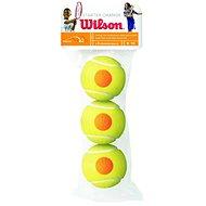 Wilson STARTER ORANGE TBALL 3 PACK - Loptičky