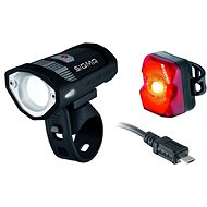 Sigma Buster 200 + Nugget Flash - Svetlo na bicykel