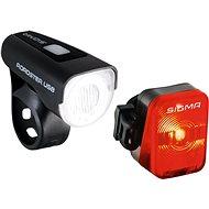 Sigma Lightster USB + Nugget Flash - Svetlo na bicykel