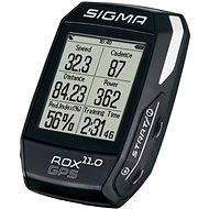 Sigma Rox 11.0 GPS Basic čierna - Cyklocomputer