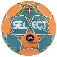 Select Mundo green-orange veľkosť 3 - Hádzanárska lopta