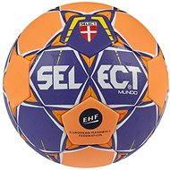 Select Mundo purple-orange veľkosť 1 - Hádzanárska lopta