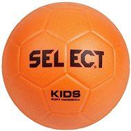 Select Kids Handball Soft - orange veľkosť 00 - Hádzanárska lopta