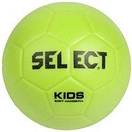 Select Kids Handball Soft - lime veľkosť 0 - Hádzanárska lopta