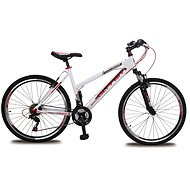 "Olpran Challenger 26 Lady - M / 18 ""white / red / black - Bicykel"