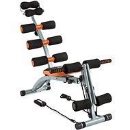 Capital Sports Sixish Core oranžová / čierna - posilňovací stroj