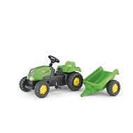 Rolly Kid s vlečkou - Šliapací traktor
