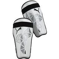 Puma Pre Training grd no Ankle Sock white-met vel. M - Futbalové chrániče