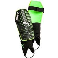 Puma evoPOWER 3.3 Green Gecko-Puma Black-Puma vel. S - Futbalové chrániče