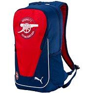 Puma Arsenal Fanwear Backpack High Risk Red-P - Mestský batoh