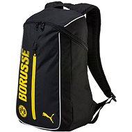 Puma BVB Fanwear Backpack Cyber Yellow-Puma B - Mestský batoh