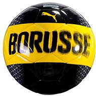 Puma BVB Fan Ball Cyber Yellow-Puma Black vel. 5 - Futbalová lopta