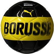 Puma BVB Fan Ball Mini Cyber Yellow-Puma Blac vel. Mini - Futbalová lopta